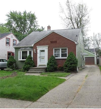 Amherst Single Family Home For Sale: 24 Morton Drive