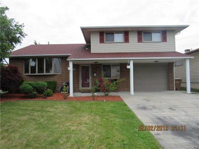 Cheektowaga Single Family Home For Sale: 97 Constance Lane