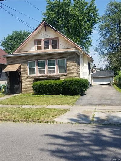 Erie County Single Family Home For Sale: 493 Wyoming Avenue