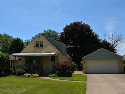 West Seneca Single Family Home For Sale: 196 Waltercrest