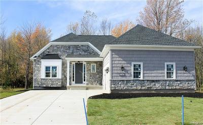 Amherst NY Single Family Home For Sale: $494,900