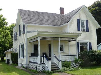 Castile Single Family Home For Sale: 51 E Mill Street