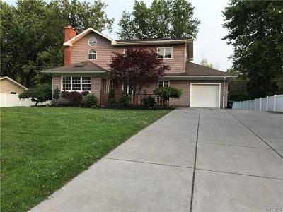 Orchard Park Single Family Home Pending: 6731 Michael Road