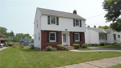 Niagara Falls Single Family Home For Sale: 253 76th Street