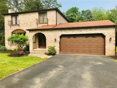 Amherst Single Family Home For Sale: 958 Robin Road