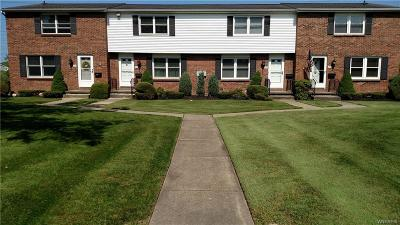 West Seneca Condo/Townhouse For Sale: 255 Wimbledon Court