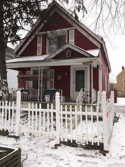 Buffalo Single Family Home For Sale: 198 Waverly Street