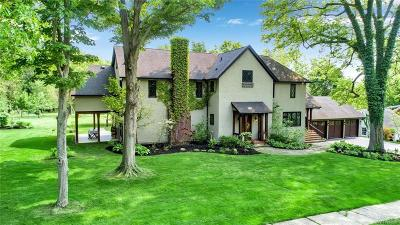 Single Family Home For Sale: 817 Chestnut Hill Road
