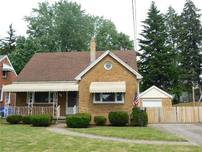 West Seneca Single Family Home For Sale: 161 Willowdale Drive