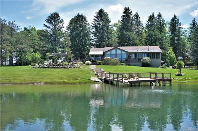 0, Cattaraugus County, Erie County, Niagara County Single Family Home For Sale: 2762 & 2764 Blakeley Road