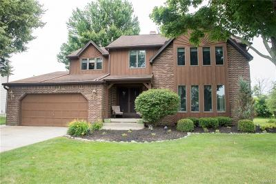 Single Family Home For Sale: 44 Pheasant Run Lane