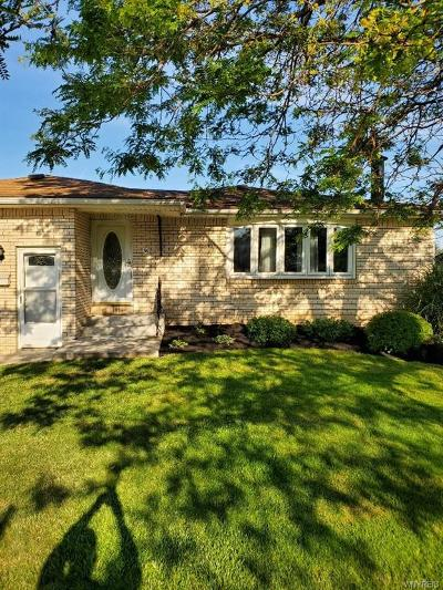West Seneca Single Family Home For Sale: 96 Lexington