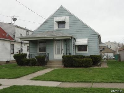 Niagara Falls Single Family Home For Sale: 2434 Forest Avenue