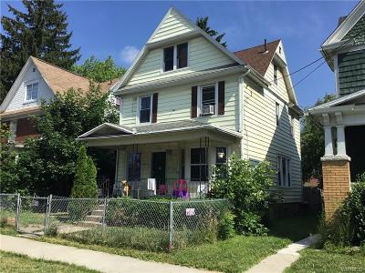 Niagara Falls Single Family Home For Sale: 1916 Whitney Avenue