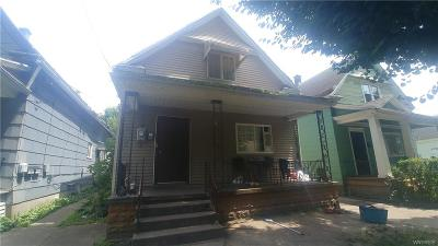 Buffalo Single Family Home For Sale: 61 Brownell Street