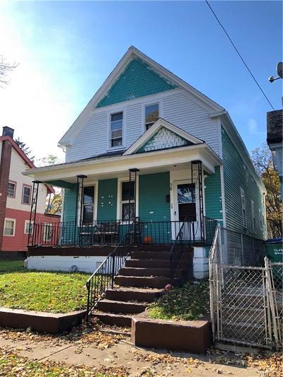 Buffalo Single Family Home For Sale: 30 Roehrer Avenue