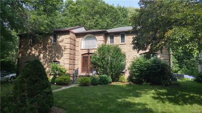 Erie County Single Family Home For Sale: 201 Autumnview Road