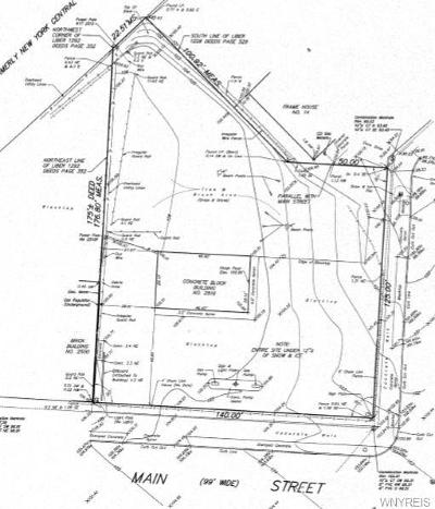 Buffalo Residential Lots & Land For Sale: 2516 Main Street