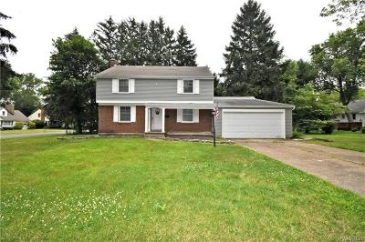 Orchard Park Single Family Home For Sale: 108 Rainbow