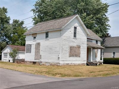 Albion Single Family Home For Sale: 601 Moore Street