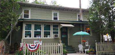 Batavia-Town NY Single Family Home For Sale: $184,900