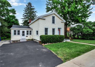 Albion Single Family Home For Sale: 147 S Main Street