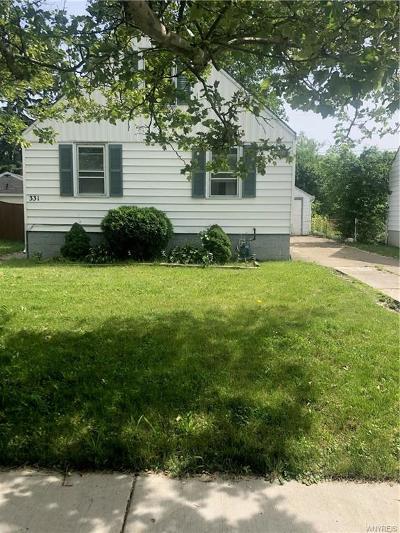 Buffalo Single Family Home For Sale: 331 Hastings Avenue