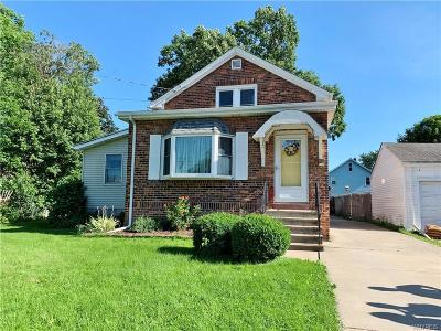 West Seneca Single Family Home For Sale: 87 Innes Road