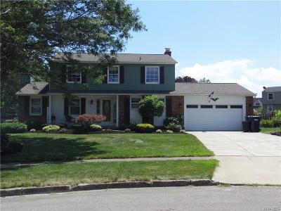 Erie County Single Family Home For Sale: 5175 Garden Path
