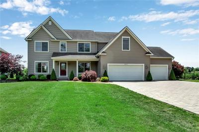Erie County Single Family Home For Sale: 8375 Lapp Road