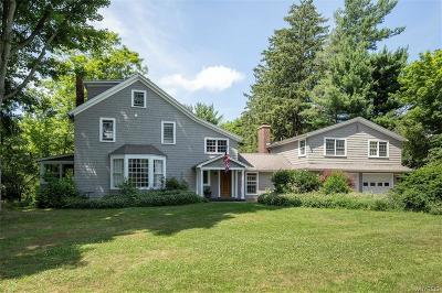 Erie County Single Family Home For Sale: 812 Chestnut Hill Road