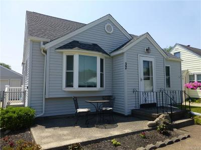Erie County Single Family Home For Sale: 32 Canterbury Lane