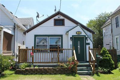 Erie County Single Family Home For Sale: 41 Saint Stephens Place