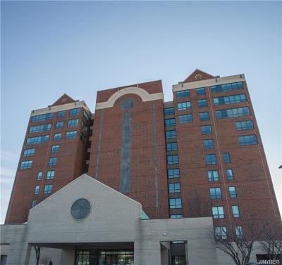 Buffalo Condo/Townhouse For Sale: 407 Admirals Walk Circle