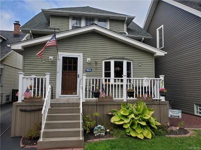 Buffalo Single Family Home For Sale: 623 McKinley Parkway