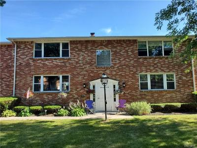 Amherst Condo/Townhouse For Sale: 59a Old Lyme Drive #4