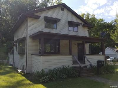Single Family Home For Sale: 39 Parkway Street
