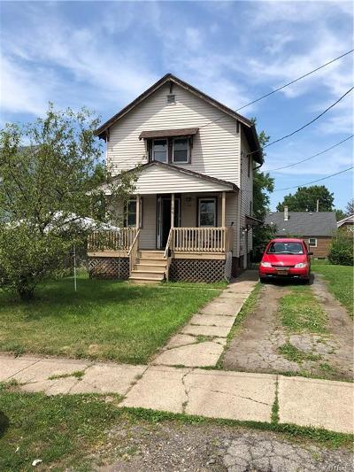 Erie County Single Family Home For Sale: 106 School Street