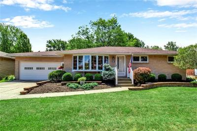 Erie County Single Family Home For Sale: 57 Lynnette Court