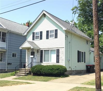 Lancaster Single Family Home For Sale: 42 Newell Avenue