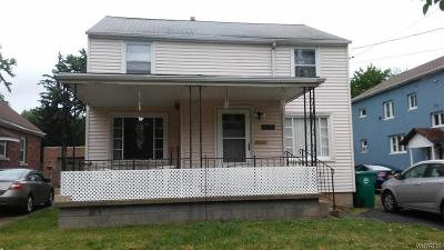 Niagara Falls Single Family Home For Sale: 1826 North Avenue