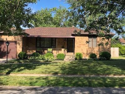 Erie County Single Family Home For Sale: 110 Alpine Place
