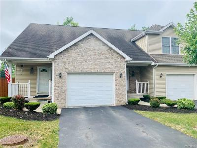 Cheektowaga Single Family Home For Sale: 951 Maryvale Drive #951