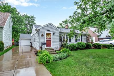 Single Family Home For Sale: 283 Fries Road