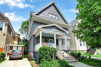 Buffalo Single Family Home For Sale: 67 Robie Street