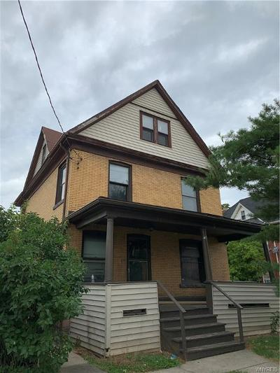 Niagara Falls Single Family Home For Sale: 712 17th Street