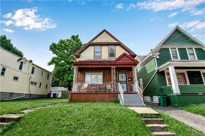 Buffalo Single Family Home For Sale: 789 Glenwood Avenue