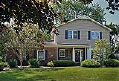 Porter Single Family Home For Sale: 408 Dansworth Road