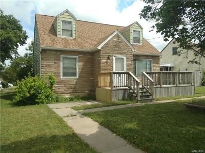 Erie County Single Family Home For Sale: 8 Bostwick Place