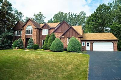 Amherst Single Family Home For Sale: 73 Forestbrook Court